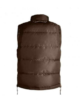 Жилетка Parajumpers Kobuk man down vest BROWN
