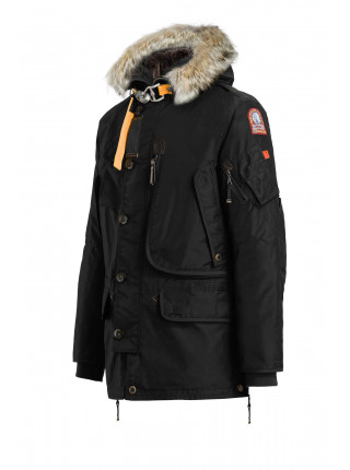Пуховик Parajumpers Kodiak черный