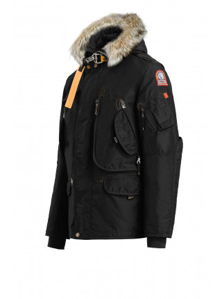 Пуховик Parajumpers Right Hand черный