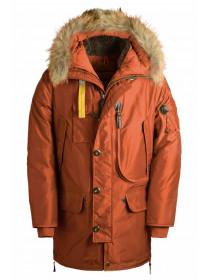 Пуховик Parajumpers Kodiak оранжевый