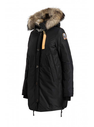 Пуховик Parajumpers Long forbes (Moscow) черный
