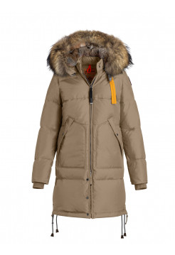 Пуховик Parajumpers Long Bear капучино