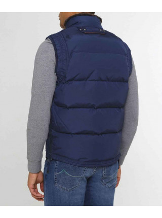 Жилетка Parajumpers Kobuk man down vest Navy