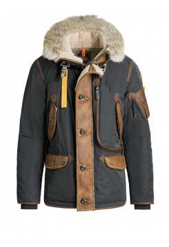 Пуховик Parajumpers SPECIAL EDITION FORREST gray